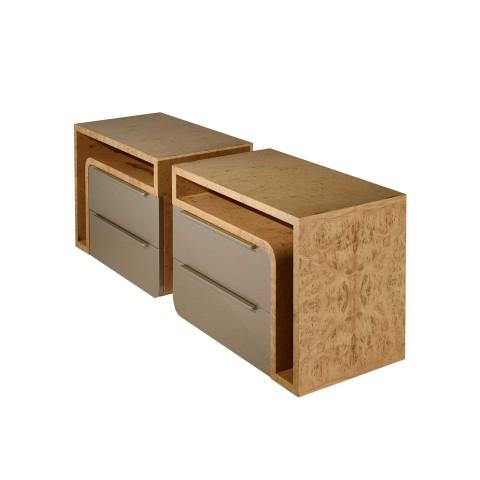 Rosebud Bedside Table
