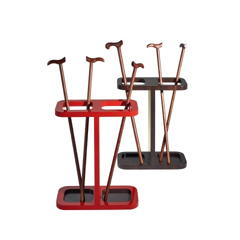 Double Square Umbrella Stand
