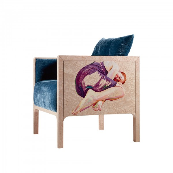 Na Box Armchair
