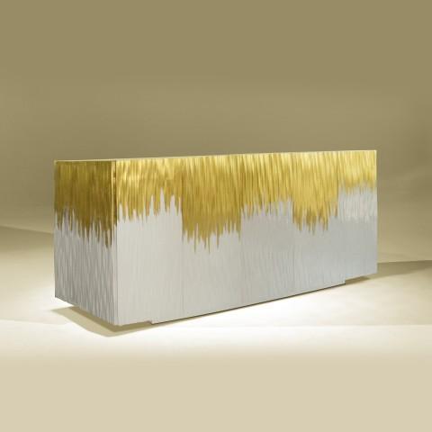 Moon Gold Sideboard Luisa Peixoto Design